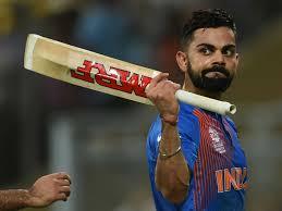 virat kohli is a phenomenal batsman and a treat to says