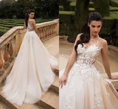italian wedding dresses discount a line wedding gowns 2017 applique and pearl