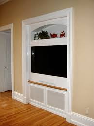Design Of Lcd Tv Cabinet T V Cabinet Built In The Wall Home Design Ideas