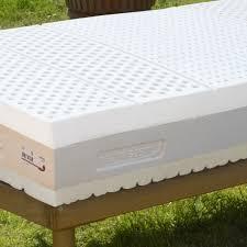 offerta materasso lattice materasso in memory e lattice alto 25 cm