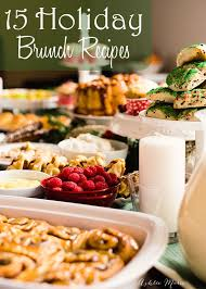 christmas breakfast brunch recipes 15 christmas breakfast and brunch recipes ashlee