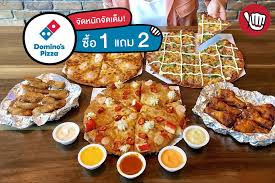 domino cuisine domino s pizza ซ อ 1 แถม 2 ป นโปร punpromotion