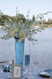 blue centerpieces best 25 blue centerpieces ideas on teal