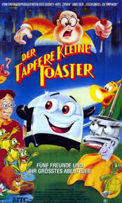 The Brave Little Toaster Movie Toaster Lamp Blanket Movie Custom Fleece Blankets