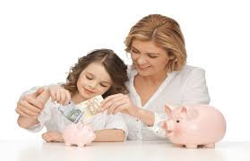His And Her Piggy Bank When Financial Crisis Strikes The Bank Of Mom And Dad