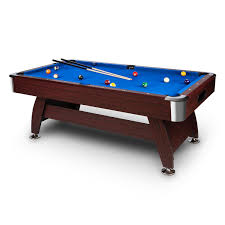 cheap 7 foot pool tables oneconcept brighton billiard table pool table mdf wood