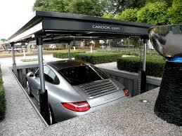 design garagen platzmangel auf dem hof diese brillante untergrund garagen ist
