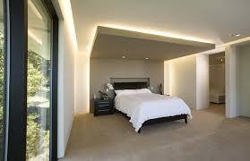 le fã r schlafzimmer indirekte versteckte beleuchtung schlafzimmer led decke wand