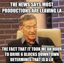 Driving Memes - 21 memes about living in los angeles that every angeleno knows to