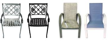 Patio Chairs Patio Furniture Restoration Absolute Powder Coating