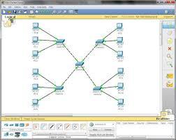 membuat jaringan lan dengan cisco packet tracer membuat topologi jaringan menggunakan cisco packet tracer pace afls7