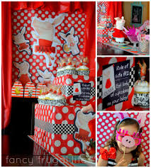 6 fancy frugal party planning tips u0026 the olivia the pig party