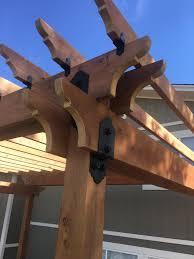 choosing decorative metal brackets for wood beams weather resistant