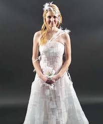 recycled wedding dresses upcycled bottle bridal gowns recycled wedding dress
