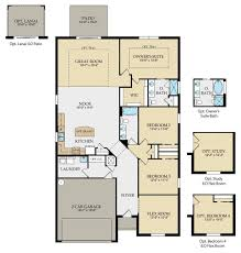 Floor Plans Homes Pulte Homes Floor Plans Amberwood New Home Plan Lyon Township Mi