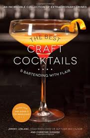 new book teaches how to make classic cocktails at home