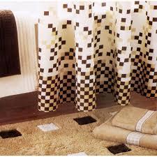 Chocolate Brown Shower Curtain Brown Shower Curtain U2014 Scheduleaplane Interior Special Brown