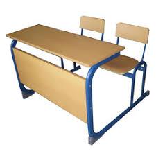 Modern School Desk School Furnitures Single Student Bench Manufacturer From Coimbatore