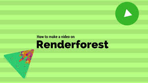 how to make a video on renderforest youtube