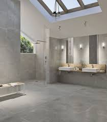 Contemporary Bathroom The Contemporary Bathroom With Stonepeak U0027s Porcelain Floor And
