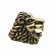 art glass lion ring holder images New smoke ring lion design cigarette holder rack finger ring for jpg