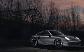 silver porsche silver porsche 911 at sunset wallpaper car wallpapers 52520