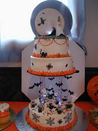 Cake Halloween Decorations by Decoration Wonderful Halloween Wedding Decoration Would Be