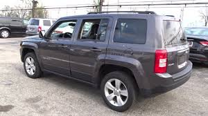 silver jeep patriot 2016 used one owner 2016 jeep patriot latitude chicago il south