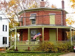 the octagon house on washington street hackettstown