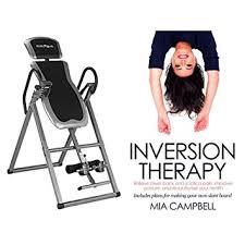 innova heavy duty inversion table amazon com bundle includes 2 items innova itx9600 heavy duty