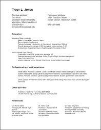 resume setup exles resume setup exles best exle resume cover letter