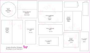 what size are table number cards what size are place cards ivedi preceptiv co