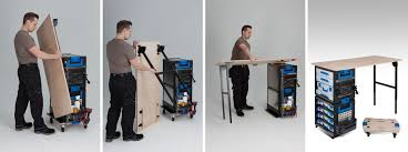 Portable Work Bench The Workmo Portable Workbench System Core77