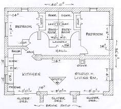 adobe home plans passive solar studio house plan 1310 affordable adobe houseplans
