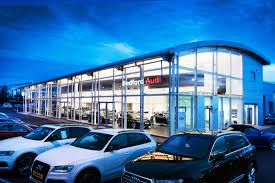 audi dealership design bedford audi vindis