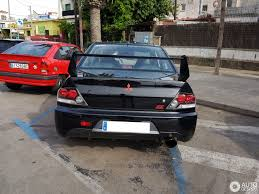 evo 8 spoiler mitsubishi lancer evolution viii mr 5 july 2017 autogespot