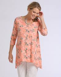 3 4 sleeve top long tops for women casual tops fresh produce