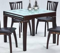 dining room mind blowing dining room decoration with dining room large size of dining room interactive small modern decoration using square glass top cherry wood tables