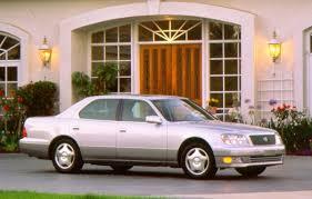 2000 lexus ls 1995 2000 lexus ls 400 second 2nd generation lexus