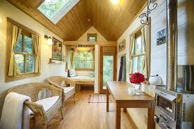 u0026 cozy tiny house by cabins for rent in olympia