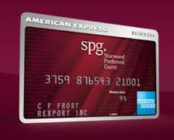 American Express Business Card Benefits Benefits Of Starwood American Express Cards Business U0026 Personal