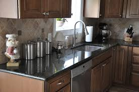 kitchen backsplash granite granite countertop zebrano kitchen cabinets how to do a tile