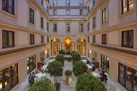 House Decor Interiors Review Mandarin Oriental Milan Hotel Timeless Luxury With Chic Interior