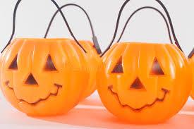 plastic pumpkins plastic pumpkins stock image image of miniature lantern 34355157
