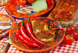 calabrian cuisine calabria italy