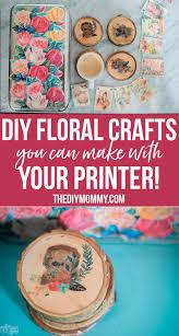 Floral Home Decor 1081 Best Diy Home Images On Pinterest Home Diy And Crafts