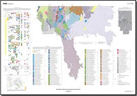map of and geologic map of medicine lake volcano northern california