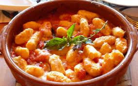 cuisiner gnocchi recette gnocchis de naples 750g