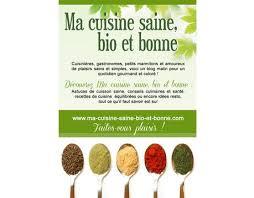 cuisine bio saine cuisine saine bio bonne à lire