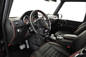 mercedes benz jeep matte black interior a 41323 jpg